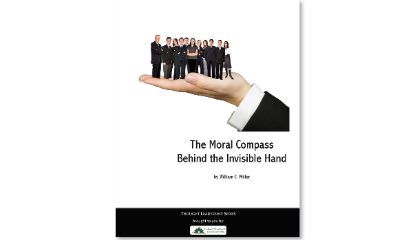 White paper: The Moral Compass Behind the Invisible Hand