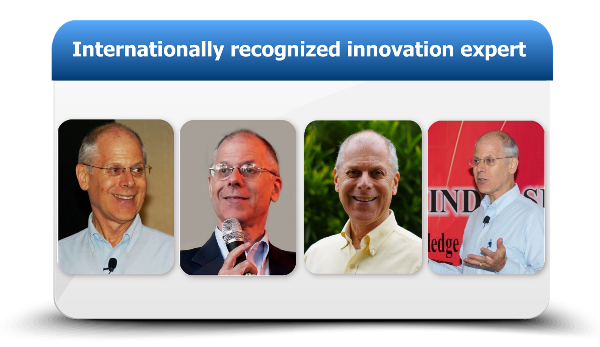 For over 30 years, William C. Miller has been an internationally-recognized expert on values centered corporate innovation.