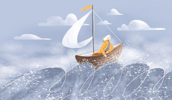 Navigating with wisdom on the stormy waters of 2021