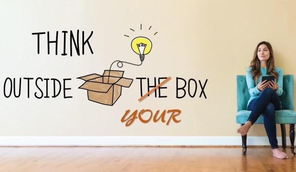 Free mini-course - Think outside YOUR box